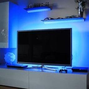 Bias Light, Accent Lighting System for Home Decoration, USB, Remote Control