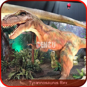 Animatronic for Sale Animated Museum Dinosaur pictures & photos