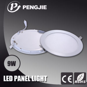 9W White LED Panellight for Home with CE (PJ4026) pictures & photos