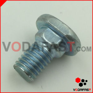 Non-Standard Customized Special Oval Head Bolt pictures & photos