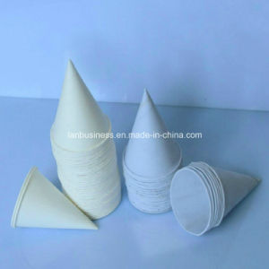 Ly Cone Shaped Cup for Water or Ice Cream (LY-SD) pictures & photos