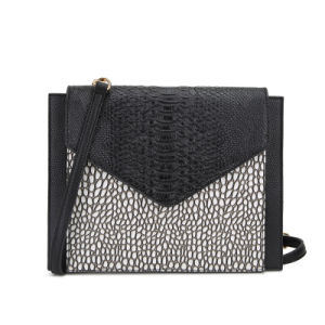 PU Leopard Ladies Handbag K-1040