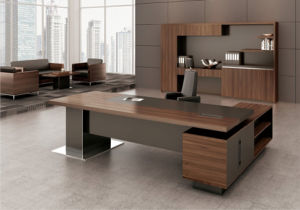 Premium Modern Design MFC Office Executive Desk (PY 015)