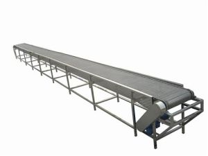 High Efficient Long Wire Mesh Conveyor Belt Conveyors pictures & photos