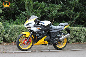 150cc 200cc 250cc Racing Moto with 1-Cylinder 6 Gears