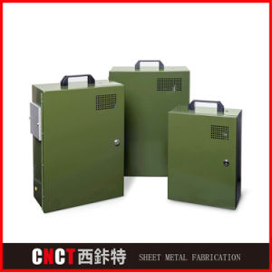 High Quality Custom Made Sheet Metal Electric Electrical Box pictures & photos