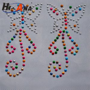 Export to 70 Countries Various Colors Hotfix Rhinestone Letters pictures & photos