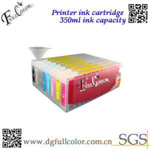 350ml Refillable Ink Cartridge For Epson 7800 9800 Printer