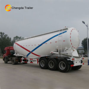 Three Axles 50ton Cargo Semi-Trailer pictures & photos