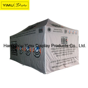 Custom Design Portable 3X3 Pop up Folding Shade Canopy Advertising Tent pictures & photos