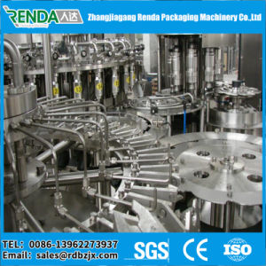 Water Bottling Equipment/Water Mineral Water Filling Machine Price pictures & photos