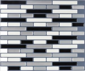 China Cheap Home Deocr Peel And Stick Mosaic Backsplash Kitchen Tile