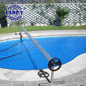 3.4-8.7m Length Swimming Pool Cover Roller/Winder pictures & photos