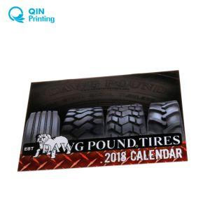 china promotion 2018 a4 cheap wall calendar printing china