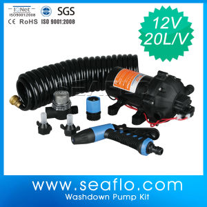 Seaflo 18.9lpm 5.0gpm Washdown Pump Kit pictures & photos