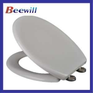 Washable European Sanitary Duroplast Toilet Top Cover pictures & photos