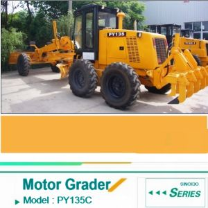 135HP Motor Grader XCMG Gr135 for Sale