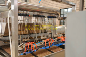 Automatic Jelly and Gummy Candy Production Line with Servo Control pictures & photos