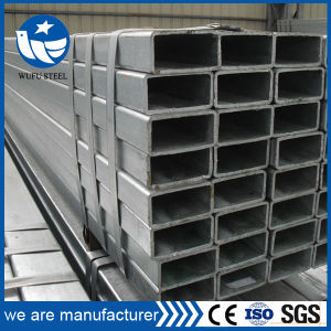 Structural Hollow Sections Steel Pipe (EN10219, EN10210) pictures & photos