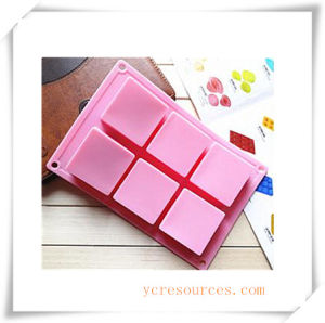 16 Cavity Oval Silicone Mold for Soap, Cake, Cupcake, Brownieand More (HA36020) pictures & photos