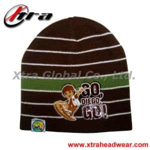 High Frequency Logo Beanie (XT-W015) pictures & photos
