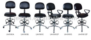 Adjustable Height Antistatic PU Chair pictures & photos