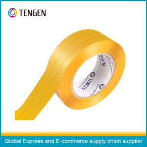 Adhesive Packaging Tape with Easy-Tearing Lines