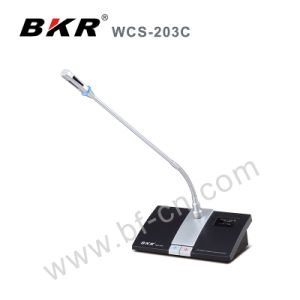 Wcs-203 Wireless Automatical Video Tracking Meeting System pictures & photos