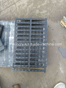 En124 Ductile Cast Iron Square Gully Grating (400, 500, 600)