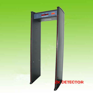 6 Zones LED Archway Metal Detector