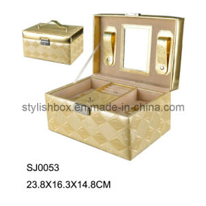 OEM Multi-Functional PU Jewelry Box (SJ0053)