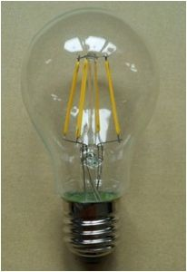 LED Filament Lamp with Ce ETL Approval 4W and 6W pictures & photos