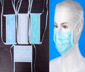 Non-Woven Face Mask/Surgical Face Mask/Disposable Face Mask pictures & photos