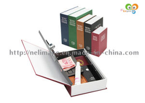 High Security Combination Lock Book Safe