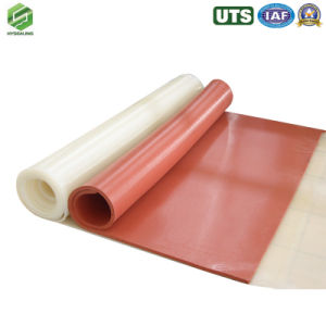 NBR EPDM Neoprene Silicone Rubber Sheet for Seal pictures & photos