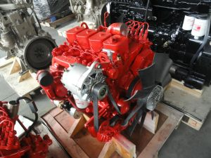 Dongfeng Cummins Engine EQB Series Coach Diesel Type EQB180-20 pictures & photos