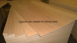 Red Cedar Fancy Decorative Plywood with Ce Certificate From Linyi