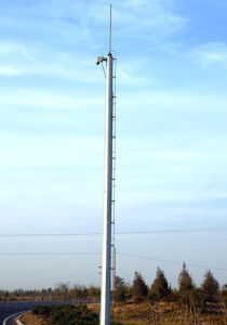 Hot DIP Galvanized Lightning Tower Wx-26 pictures & photos