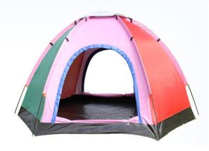 Three Season Double Skin Camping Tent for Group (LGT14006)