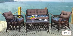 Garden / Wicker/ Outdoor/ Rattan/ Patio Furniture (KDAR-115)