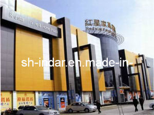 Exterior Wall Cladding Acm Aluminium Plastic Panel