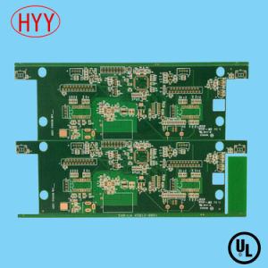 Fr4 PCB Board with Immersion Gold