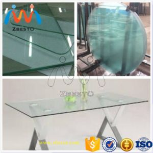 6mm, 8mm, 10mm Table Surface Glass Countertops