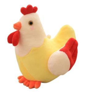 Super Soft and Plush Stuffed Animal Chicken