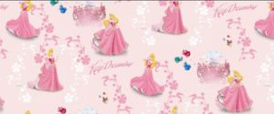 Printed Polyester Blackout Fabric Princess