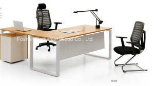 Latest Design Contemporary Office Table Furniture (BS-D002) pictures & photos