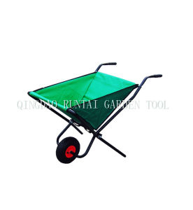 Folding and Best Quality Durable Wheelbarrow pictures & photos