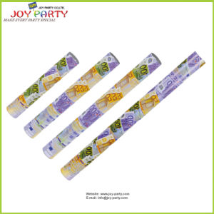 U. S. Dollar Party Cannon Confetti Shooter