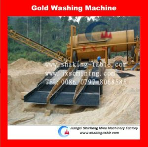 Gold Sluice Box Washing Plant pictures & photos
