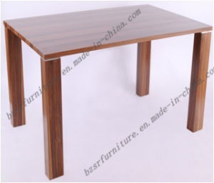 Dining Table MDF with Paper and Painting (ST-5200)